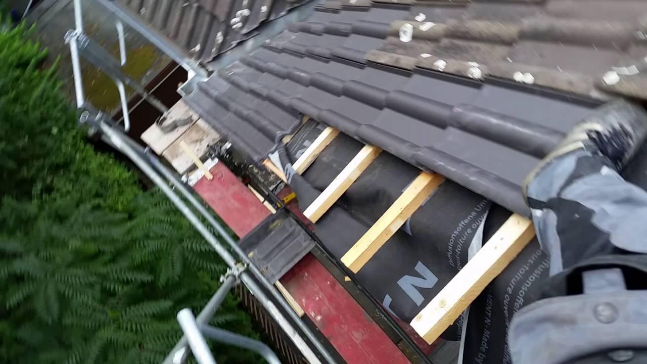 dachsanierung diy dach berstand part 14 dach berstand. Black Bedroom Furniture Sets. Home Design Ideas