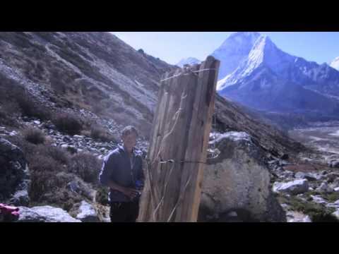 """Climbing Mt. Everest w Darren Rogers"" WaywardVideo.com"