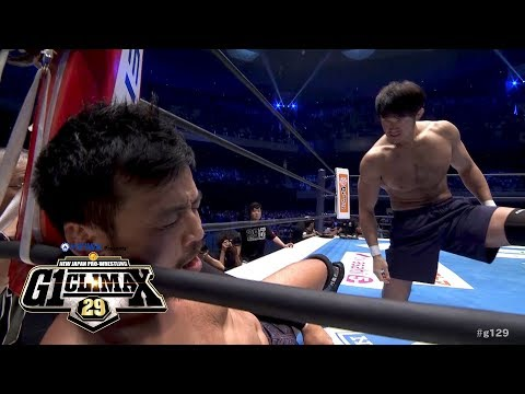 KENTA is in BULLET CLUB, and SHIBATA is FURIOUS! (G1 Climax 29)