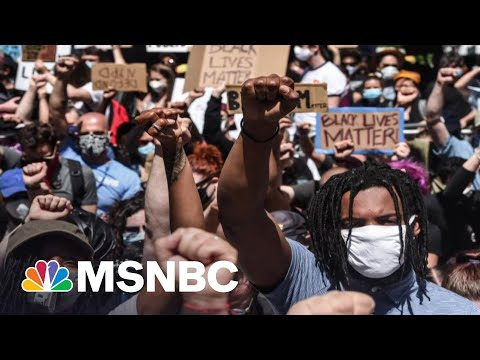 Busted: GOP Tries To Stop Protesters As McConnell Feels Heat On Police Reform