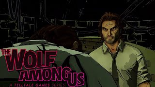 The Wolf Among Us Episode 2 Pt 1(Interrogating Dee)