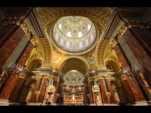 St. Stephen's Basilica - Budapest Hungary