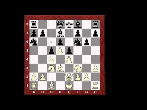 Chess World.net: Dual commentary with ChessExplained: Instructive Kenneth Rogoff Game