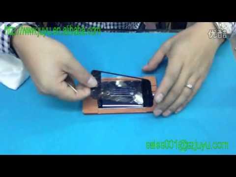 How to use uv glue  uv box  & led light to curting uv glue  to refurbish lcd assembly