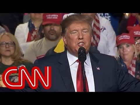 CNN gets rare look into Trump's re-election campaign
