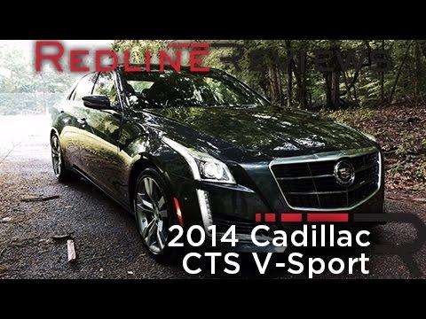 2014 Cadillac CTS V-Sport – Redline: Review