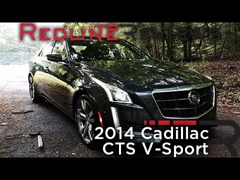 2014 Cadillac Cts V Sport Redline Review Youtube
