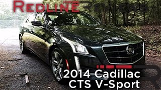 2014 Cadillac CTS V Sport Redline Review