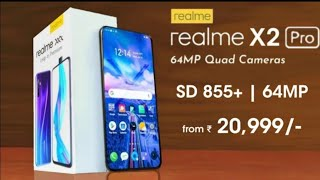 #RealmeSquads #OPPO #REALMEX2PRO Realme X2 Pro Official Review   And Price, Specifications
