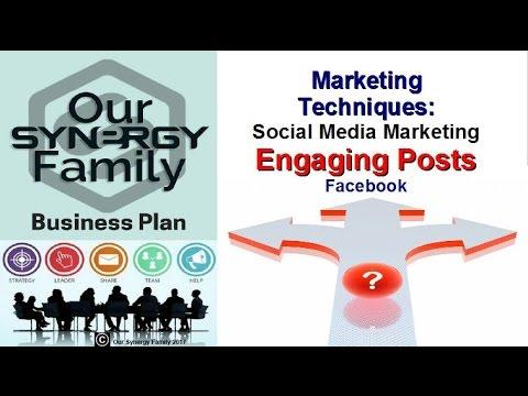 Social Media Marketing   Engaging Posts on Facebook