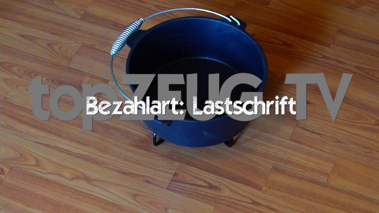 Rustler Holzkohlegrill Test : Grillzeug dutch oven set von rustler mit emaille oberfläche