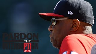 Dusty Baker will probably be gone from Nationals | Pardon The Interruption | ESPN