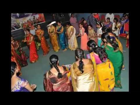 Padmashali Samaj Bahrain Presents Batukamma Dasara Celebraition in Bahrain - Photos Part  1