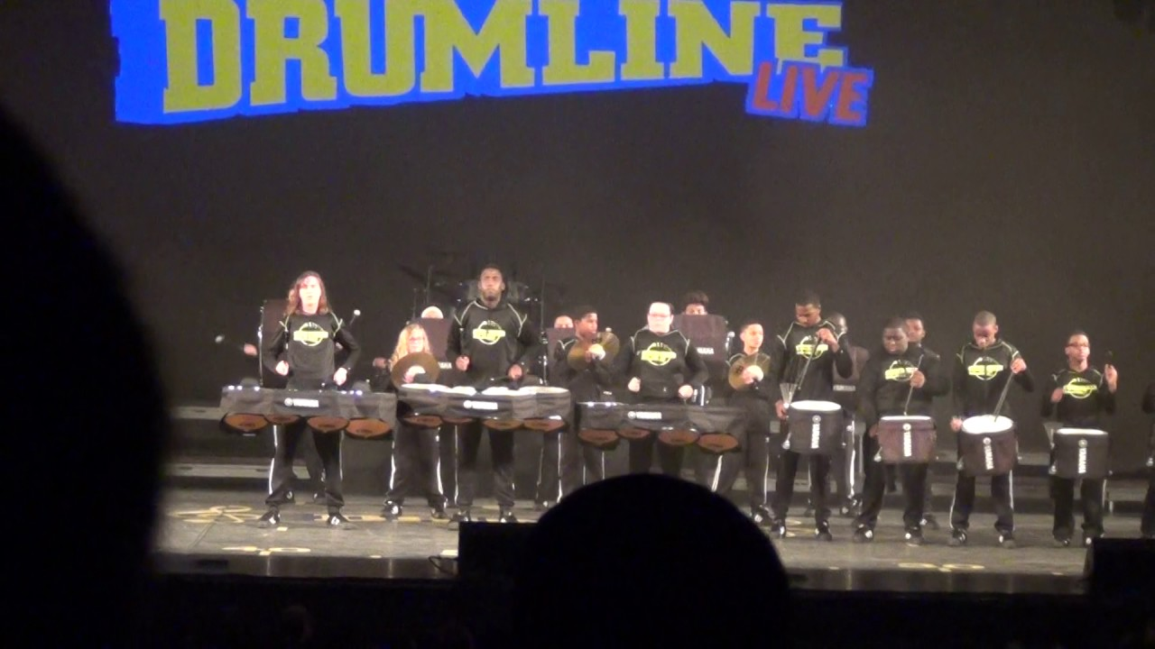 Black Star Drum Line - Overture Hall