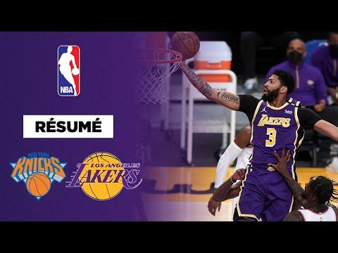🏀 RESUME NBA - LONG FORMAT EN VF : Les Lakers s'arrachent en OT !