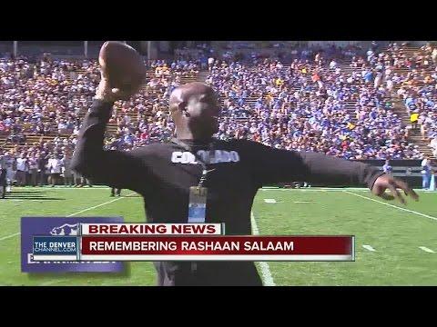 CU Heisman winner Rashaan Salaam found dead in Boulder Park