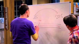 The Big Bang Theory: Back To The Future Grammar thumbnail