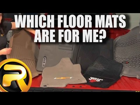 Which are the Best Floor Mats for me?