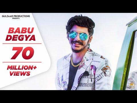 Babu Degya Gulzaar Chhaniwala Lyrics New  Song