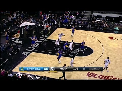 Highlights: Dejounte Murray (31 points)  vs. the Warriors, 1/8/2017