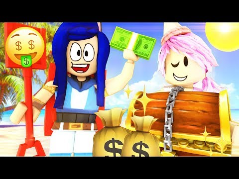 WE'RE RICH!! ROBLOX TREASURE HUNT SIMULATOR!