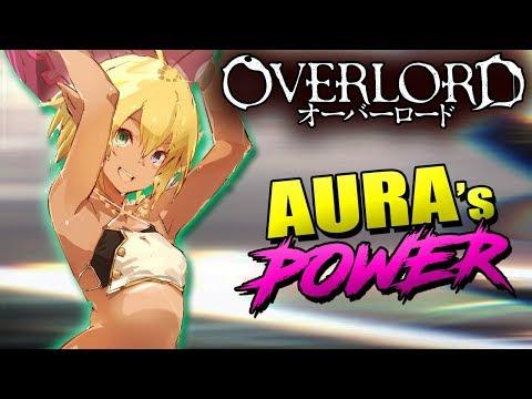 How Strong Is Aura? | OVERLORD Aura's Hidden Powers & Guerilla Build Explained
