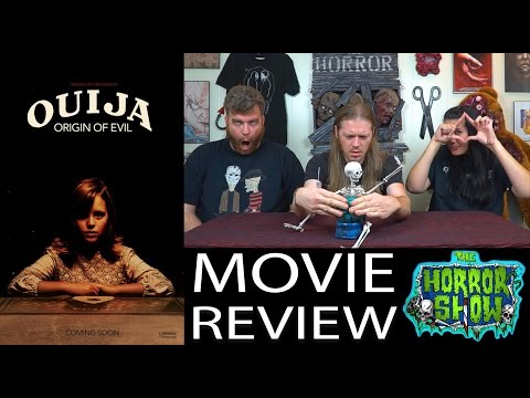 """Ouija: Origin of Evil"" 2016 Horror Movie Review – RE-UPLOAD – The Horror Show"