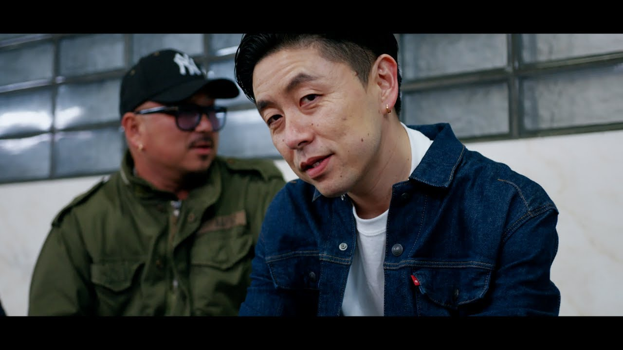 J-RU - KING TOWN BLUES (Reunion Video)