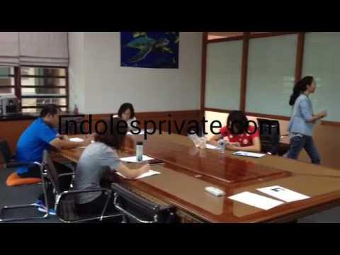 Kelas bahasa Indonesia untuk Expatriate China