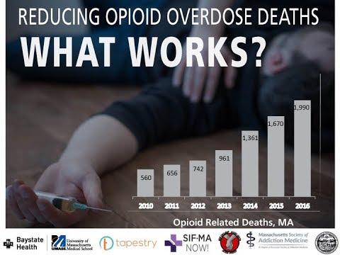 Baystate Opioid Forum - Q&A