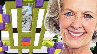 Der große Streit zwischen Paluten und seiner Oma! ☆ Minecraft: Master Builders thumbnail