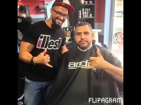 Palestine hair salon     صالون فلسطين.