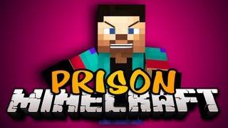 Minecraft PRISON BREAK Server Let's Play - Part 1
