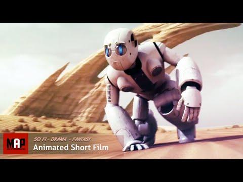 "Sci-Fi VFX 3D Animated Short Film ""TABULA RASA"" Fantastic Animation by Arnoldas Vitkus"