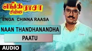 Naan Thandhanandha Paatu Full Song | Enga Chinna Raasa | K.Bhagyaraj, Radha | Shankar-Ganesh