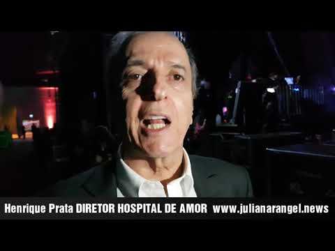 Entrevista Henrique Prata – Hospital de Amor (Hospital de Câncer de Ribeirão Preto)