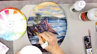 Ten Acrylic  Varnishing Mistakes You Should  Avoid.