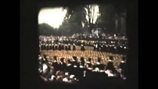 19600000 Amos Barbin Home movies Wm Barbin Family 1960s Pt VI Dads Pitt Graduation