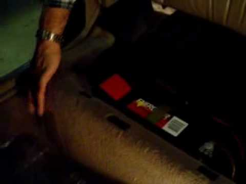 hqdefault bmw e34 back seat removal