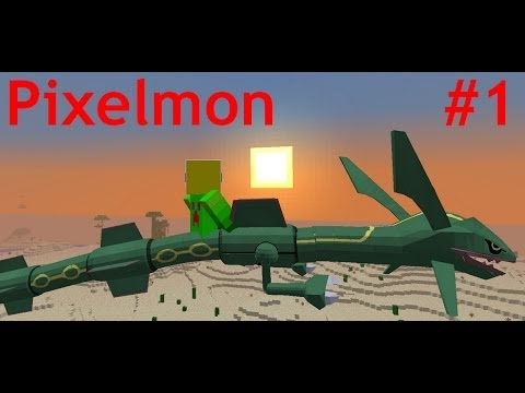 Pixelmon 1 charmander youtube - Pixelmon ep 1 charmander ...