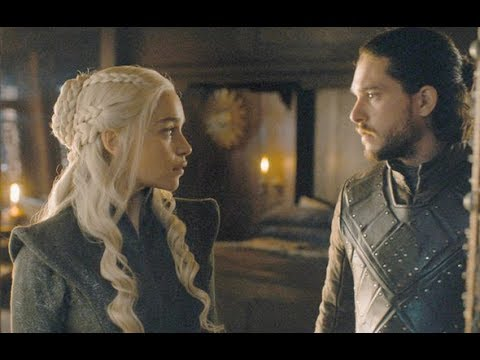 (GoT) Jon and Daenerys |  A Union Of Ice And Fire  |  Full Story  |  s.7
