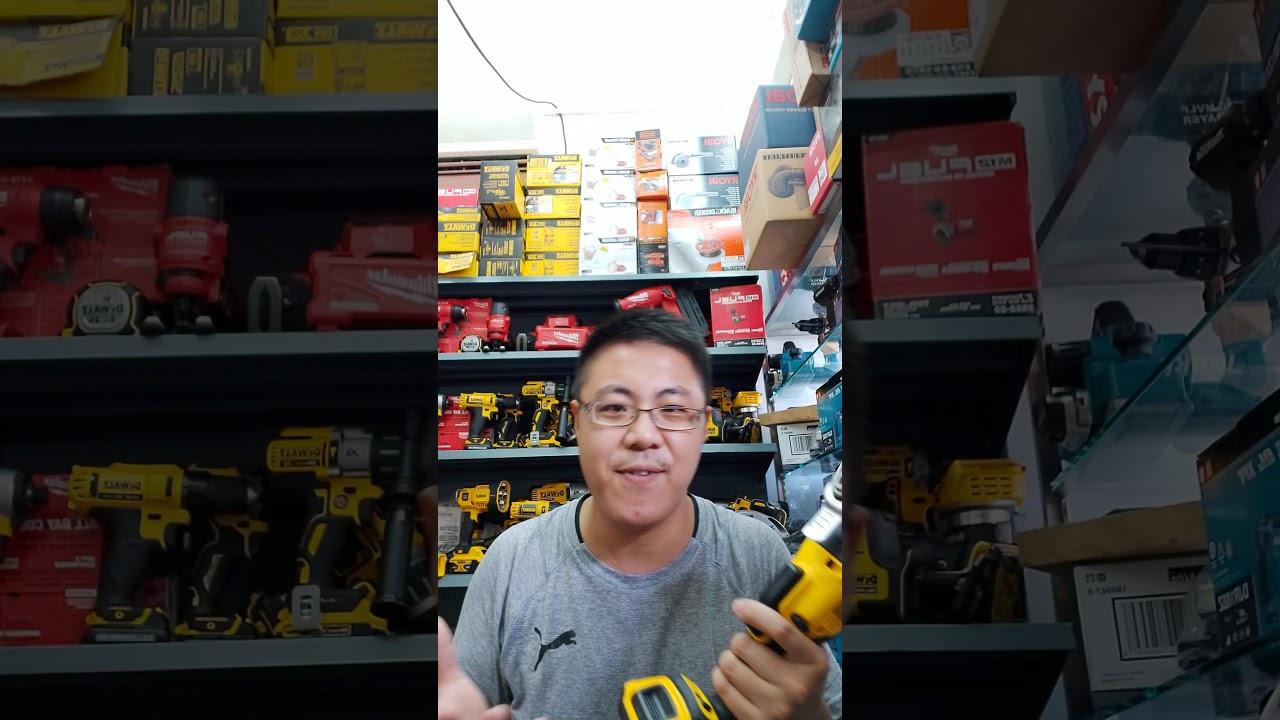 大部份電動工具電池 2.0ah / 5.0ah 分別: 不適用於Milwaukee - YouTube
