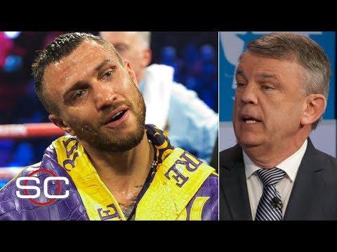 Vasiliy Lomachenko is the best fighter, entertainer in the world - Teddy Atlas   SportsCenter