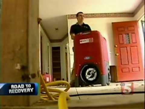 PuroClean on News Channel 5 Nashville, TN