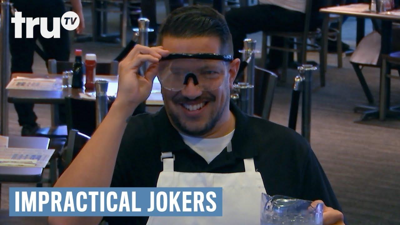 Download Impractical Jokers - Sal Vulcano, Clumsy Waiter | truTV