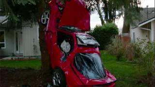 Not funny car crash top 20