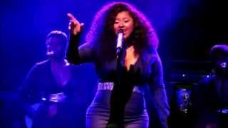 "Jazmine Sullivan: ""Let It Burn"" & ""Stupid Girl (acoustic)"" - Irving Plaza New York, NY 3/11/15"