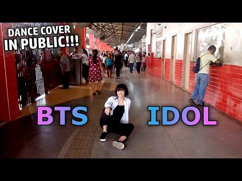 [IN PUBLIC] BTS (방탄소년단) - IDOL - Dance Cover by Frost