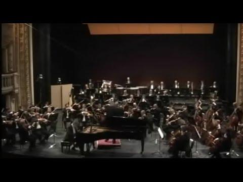 Eugen Indjic plays Rachmaninov Piano Concerto No.3