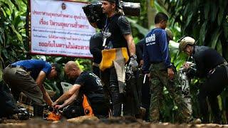 Thailand: Warten auf die Rettung - Jugendliche lernen tauchen